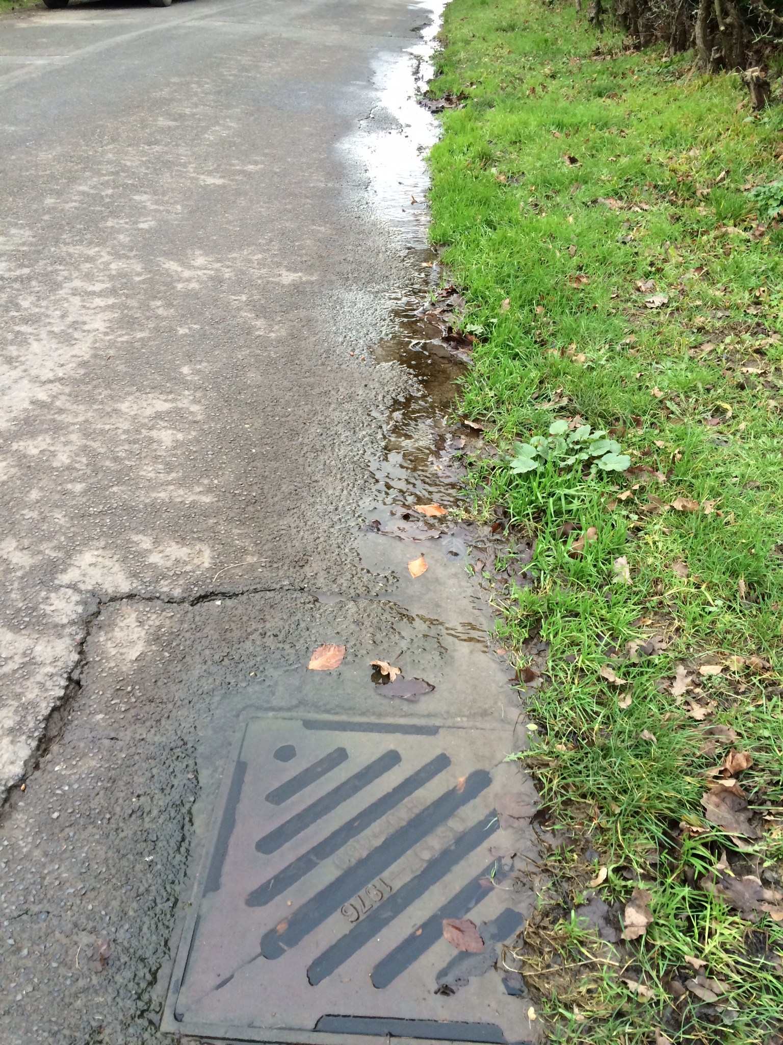 Highways Fault Reporting, Wittersham Parish Council