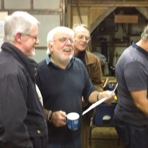Frome Men's Shed How to join