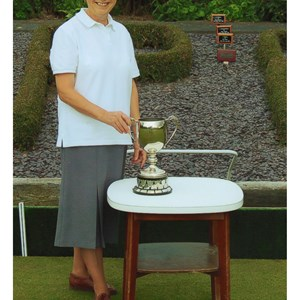 Mary Smith Teesside Ladies Champion of Champions 2007