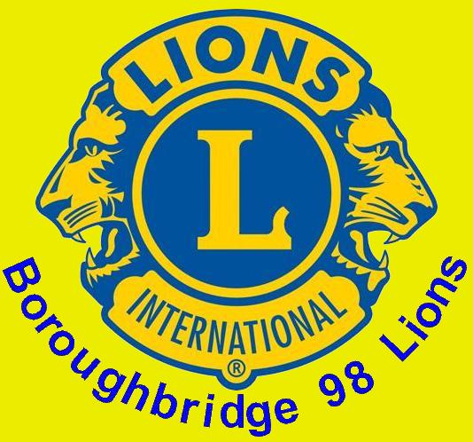 Boroughbridge Lions What we do.