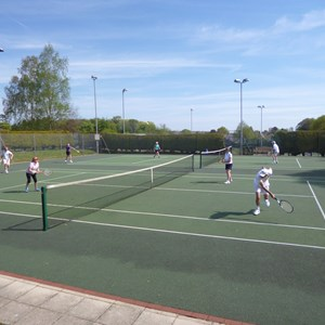 Alton Tennis Club