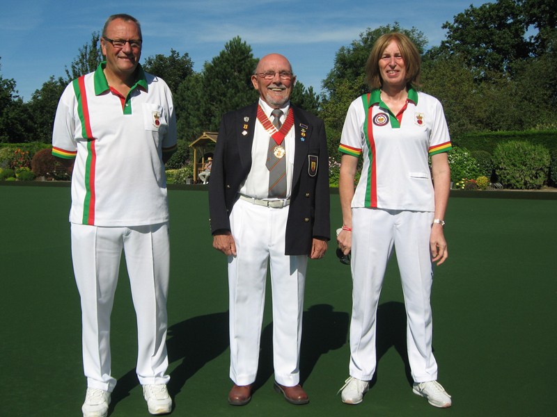 Lockswood Bowling Club The Ted Green Memorial Trophy