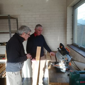 Churn Men's Shed Cirencester About Us