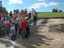 Archaeology, Kingsclere Heritage Association