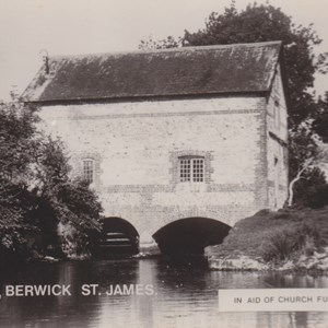 Berwick St James Parish Community Historical Pictures