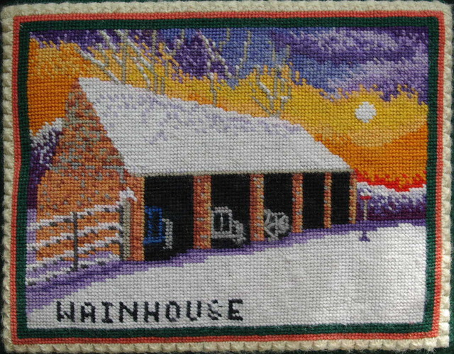 The Wainhouse kneeler