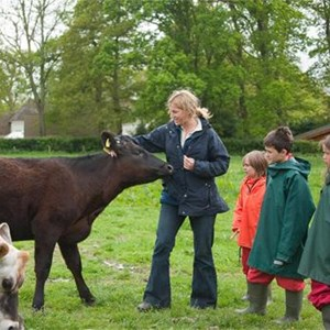 School day at the Countryside Education Trust