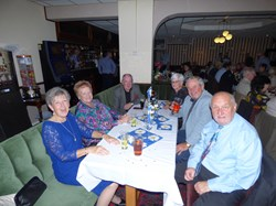 Howard Park Bowls Club 2016 Awards Presentation dinner