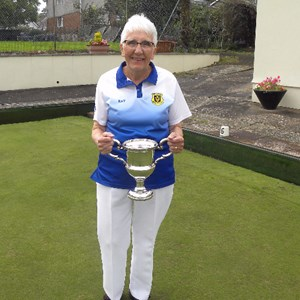 Kay Dyer Ladies Champion