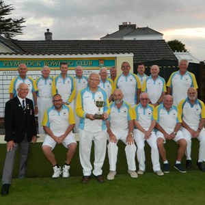 2019 Littleton Cup winners Bere Alston