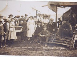Bourton Flower Show 1919