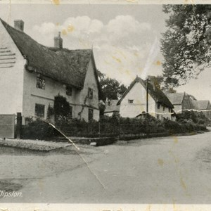Clipston High Street 1936