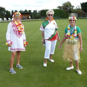 West Mersea Bowls Club 2020 Crown Greens Caribbean Day