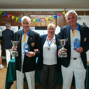 2107 Broadstairs Open Mens Pairs - Joe Walsh and Peter Brew