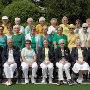 Lockswood Bowling Club Lady Captain's Day