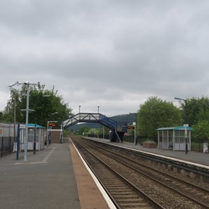 Craven Arms Train Station