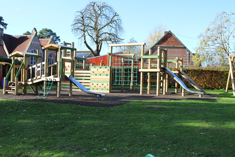 Woolton Hill playground
