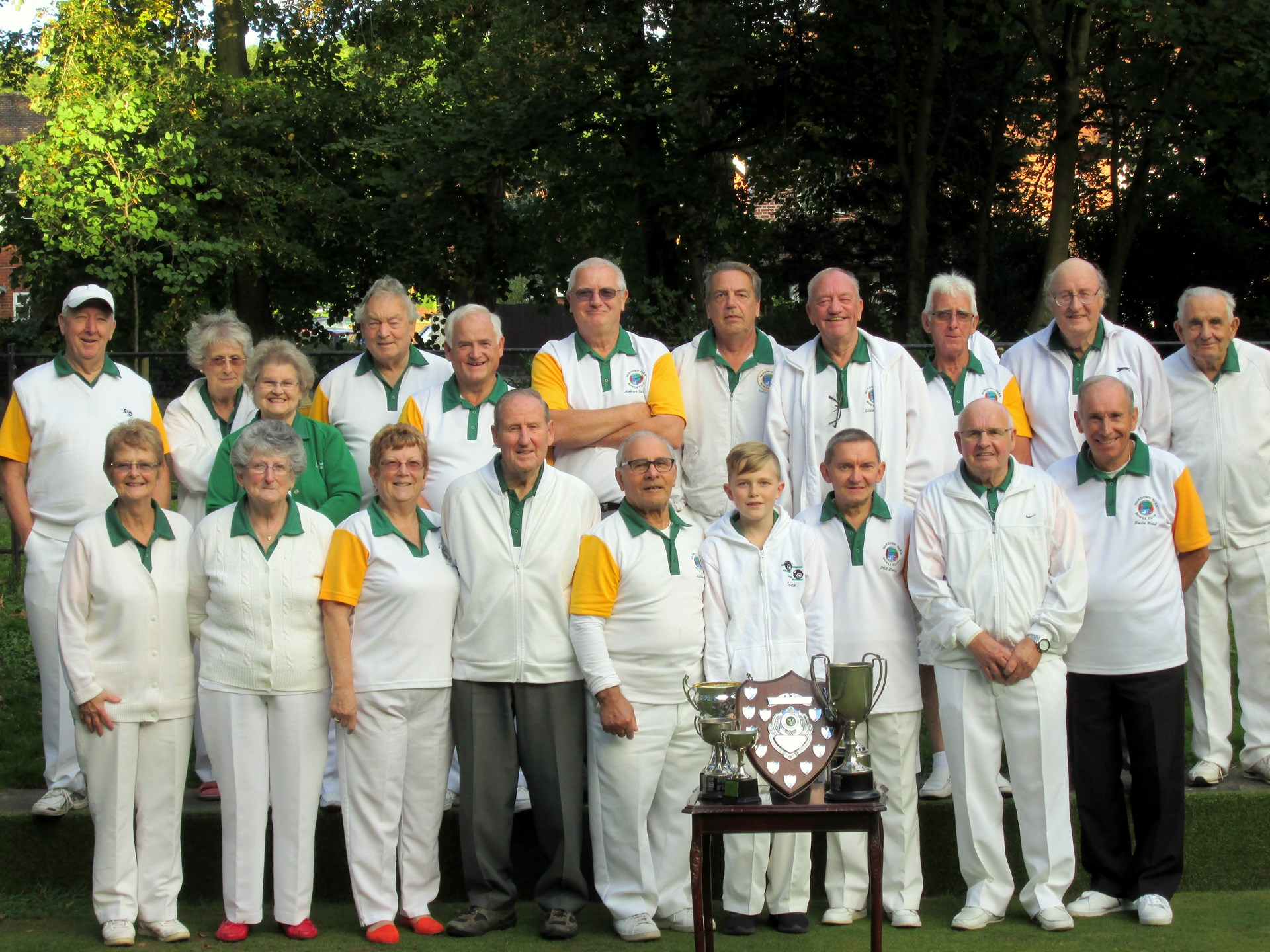 2015 club competitions awarded