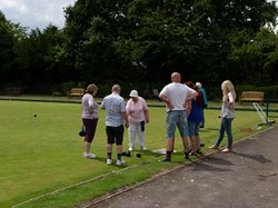 Rowner Bowling Club Families Day 2019