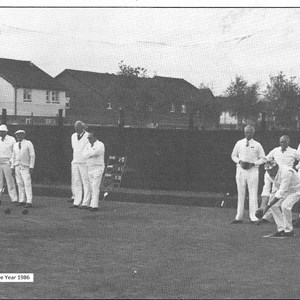 Bournemouth Electric Bowls Club Blast from the Past