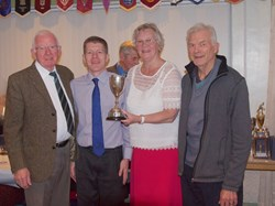 Baxter Cup - Eric Riches, Paul Brown & Roger Clover