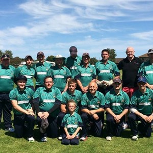 Selsey Cricket Club Team Photo