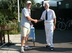 Lee-On-The-Solent Bowls Club 2007