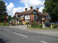 The Beach Arms, B3400, Oakley
