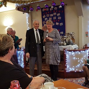 Westbrook Bowls Club 2019 11 30 Presentation Lunch