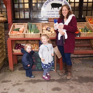 Berwick St James Parish Farm Shop