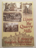 Boughton Monchelsea Parish Council Upon the Quarry Hills book