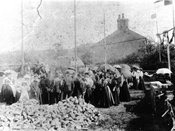 Founding of the Chapel 1896