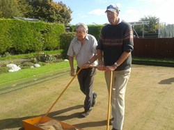 "Sileby Bowls Club Gallery ""Brush Tour"""