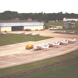College of Air Training 1970s