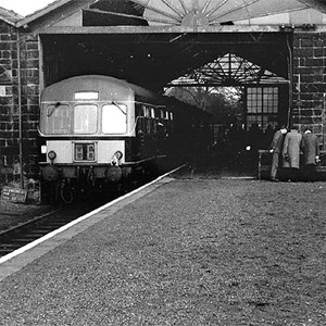 Guisborough Railway Station 1964