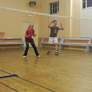About Us, St Mary's Badminton Club