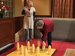 Bovey Tracey Bowling Club Skittles Evening at the Dolphin Hotel