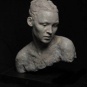 Helen plaster resin 46cm edition of 10