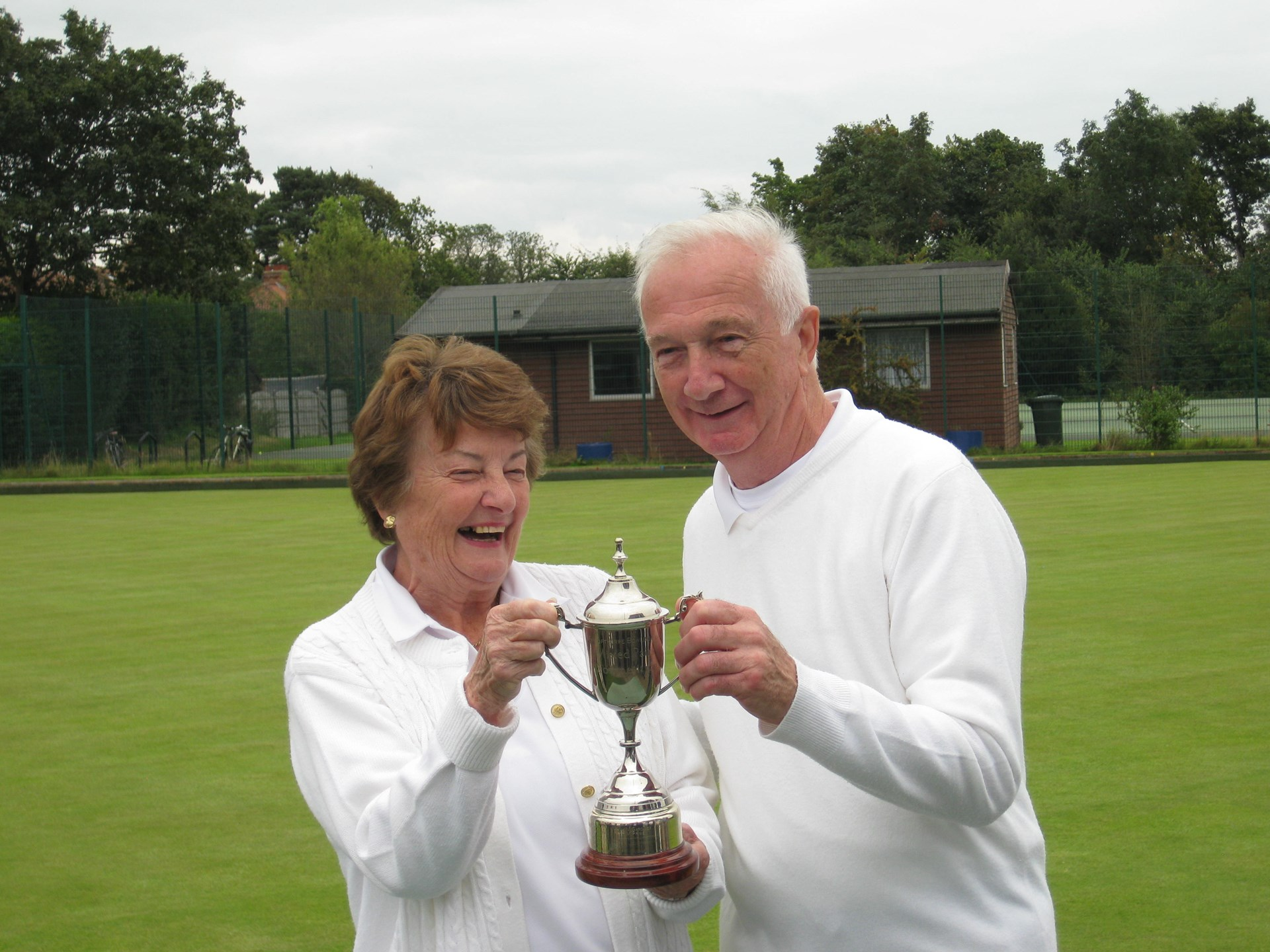Mixed Pairs Competition Winners 2017