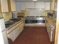 St. Paul's Church Centre - Main Kitchen