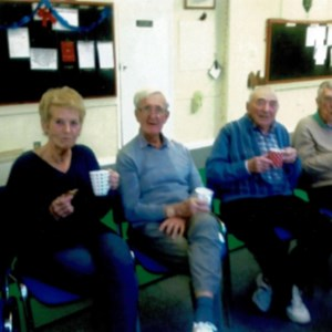 Westbrook Bowls Club 2018 11 29 Short Mat Bowls Group