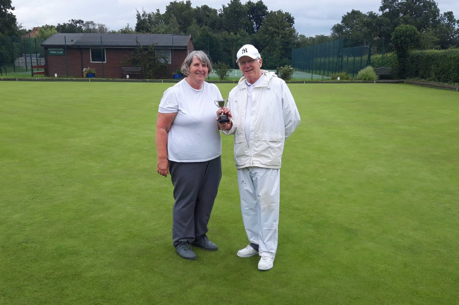 Two-Wood Pairs Runners-Up