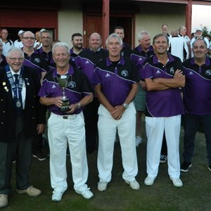 Pennycross S.C. Buckingham Cup Winners