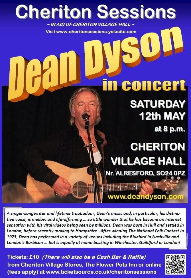 Cheriton Village Hall, Past Events 2018 cont