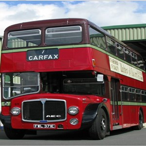 1967 AEC Renown with Northern Counties bodywork
