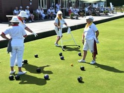 Boughton-Under-Blean Bowls Club The 'Open 2019