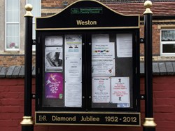 Weston Parish Council, Nottinghamshire About Us