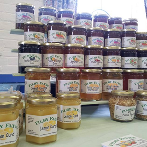 Preserves at Acle Farmers' Market