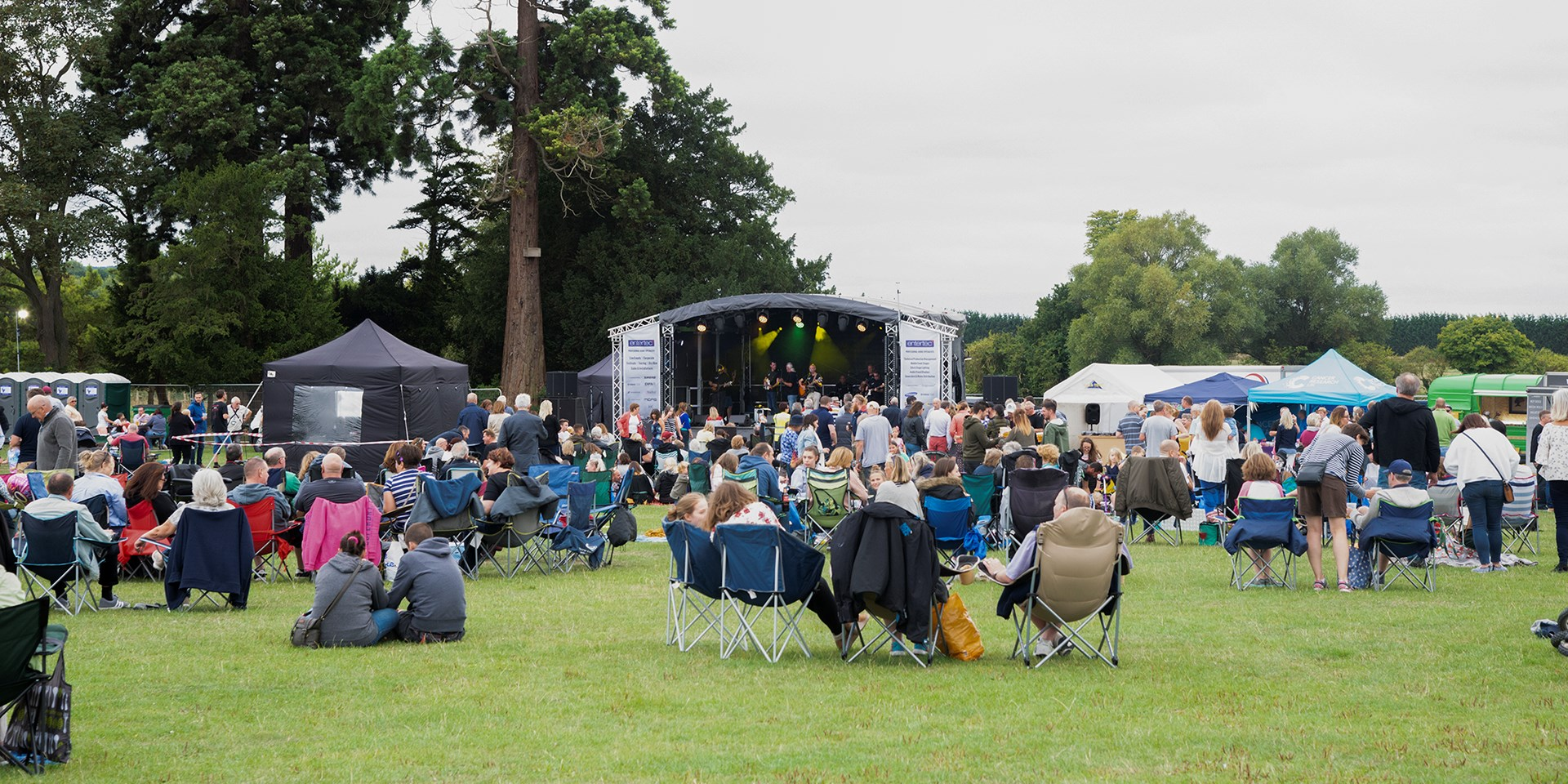 Aston Clinton Parish Council Booking An Event in the Park