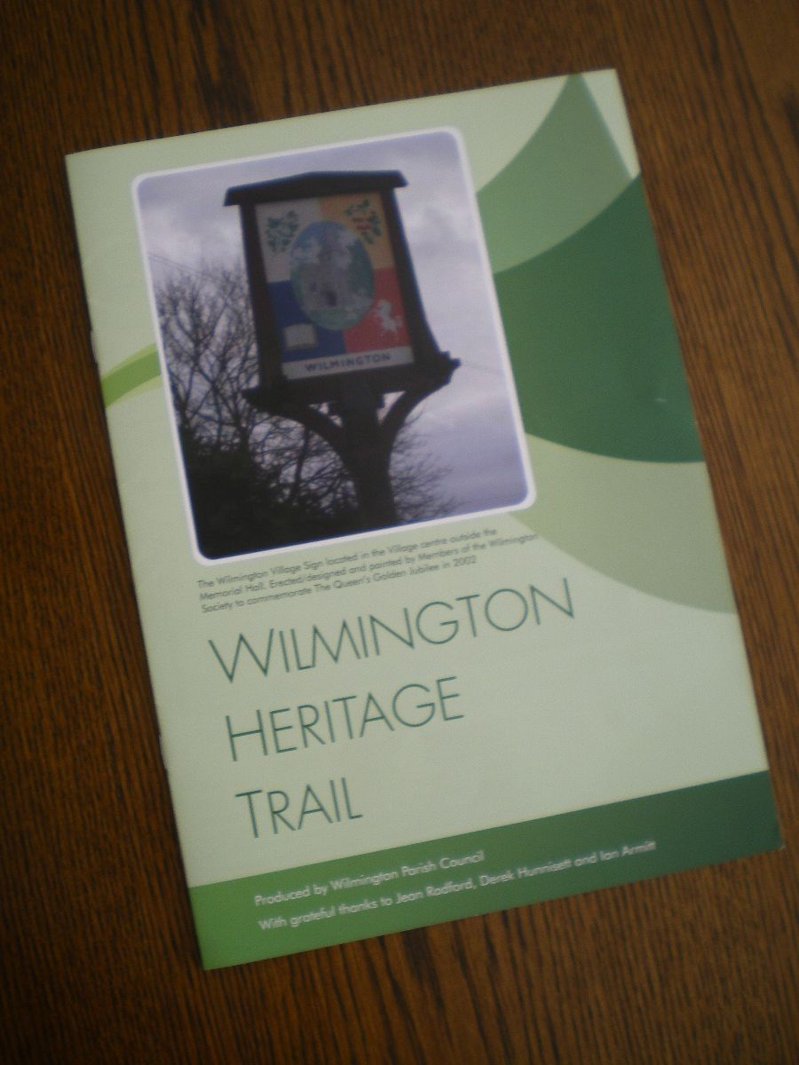 Wilmington Parish Council Wilmington Heritage Trail